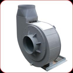Hochleistungs-Radial-Ventilator (Typenbezeichnung HRV, Rv)