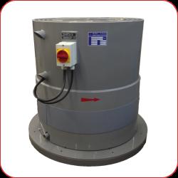 Dach-Radial-Ventilator (Typenbezeichnung KDV, KDVs)